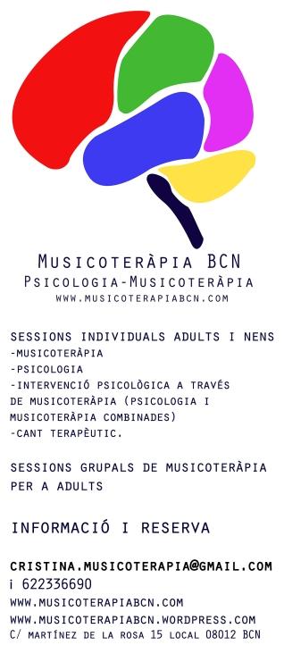 Musicoterapia a Barcelona